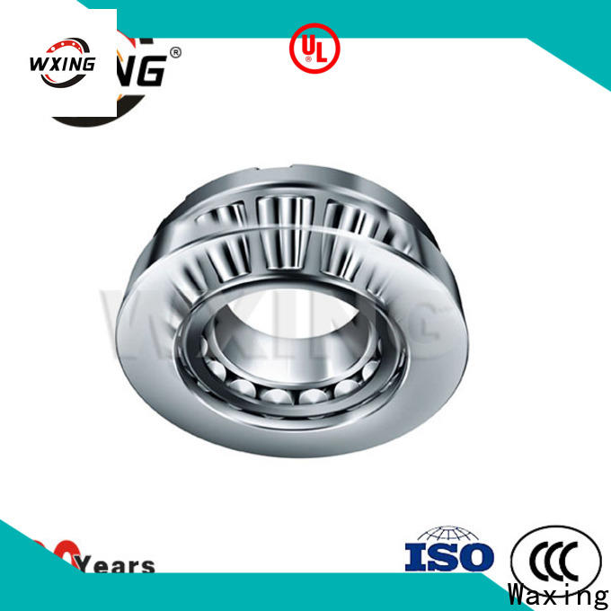 circular stainless steel tapered roller bearings axial load free delivery