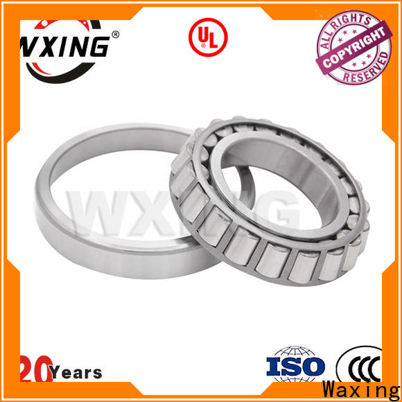 durable small tapered roller bearings radial load free delivery