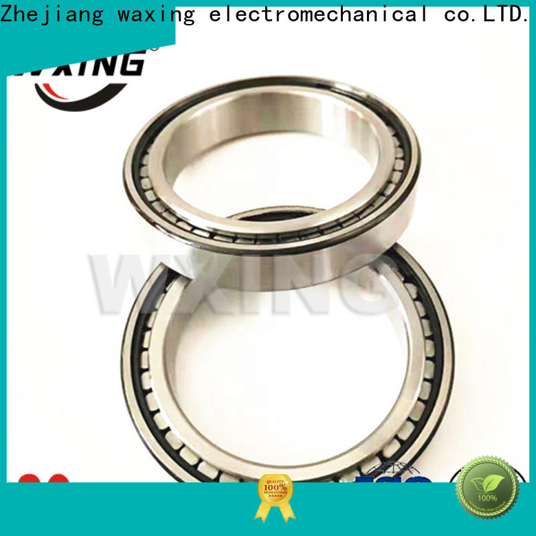 Waxing factory price cylinderical roller bearing cost-effective for high speeds