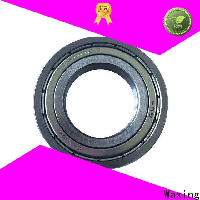 Waxing top deep groove bearing quality for blowout preventers
