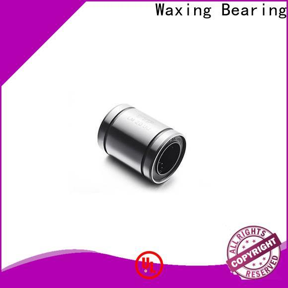 easy linear bearing system low-cost for high-speed motion