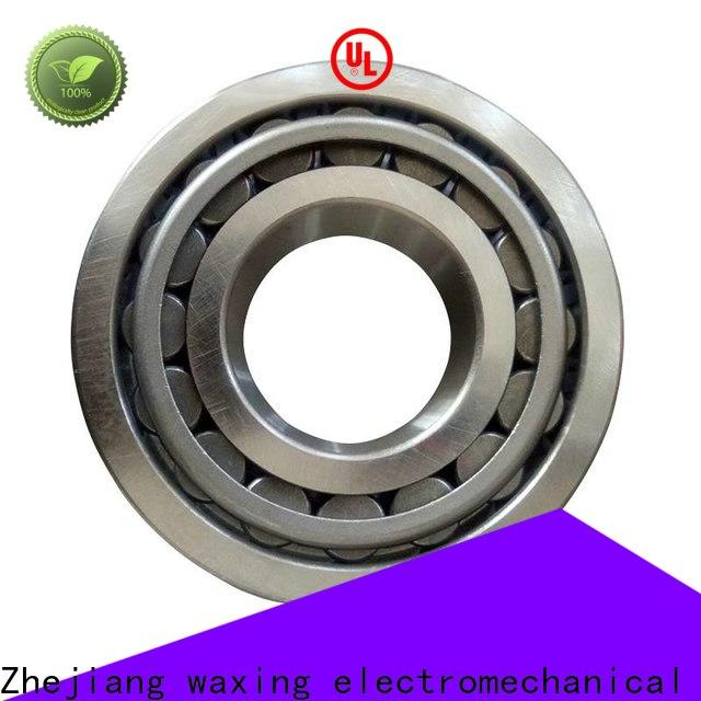 Waxing precision tapered roller bearings axial load free delivery