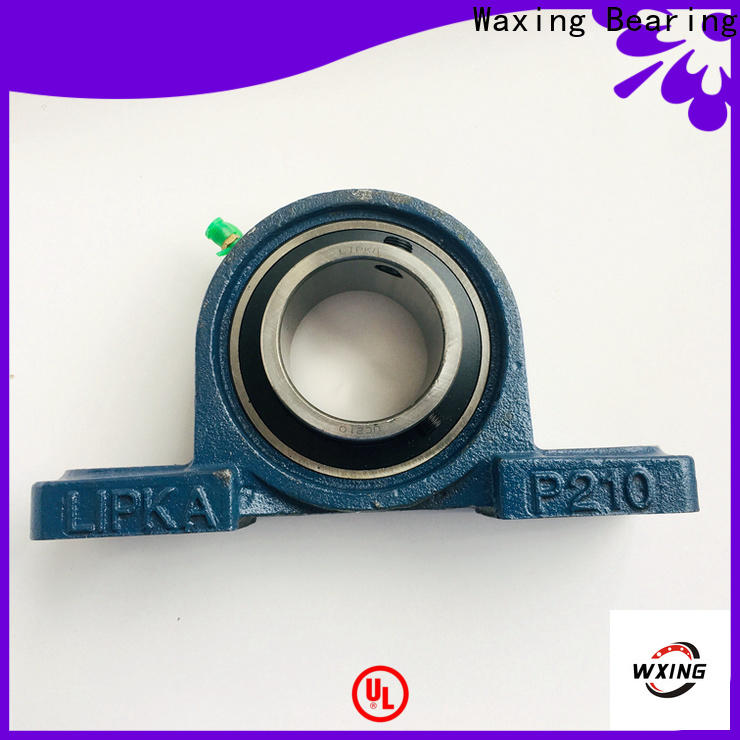 Waxing functional pillow block bearing catalogue fast speed lowest factory price