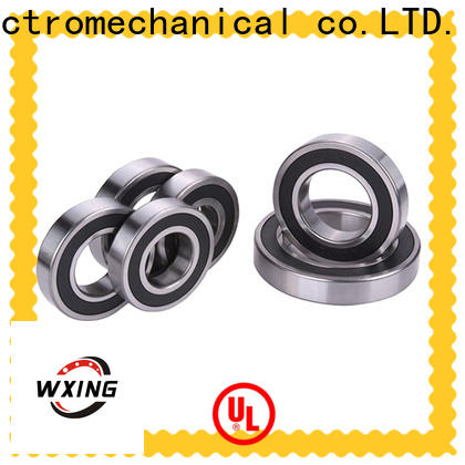 Waxing top deep groove ball bearing suppliers free delivery for blowout preventers
