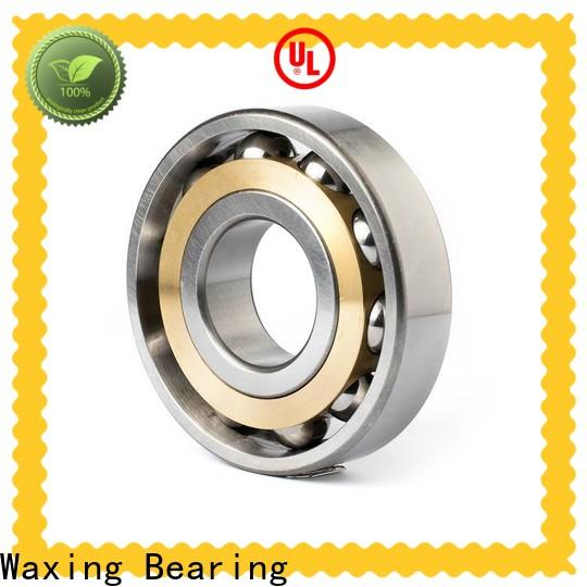 Waxing pre-heater fans cheap angular contact bearings low-cost from best factory