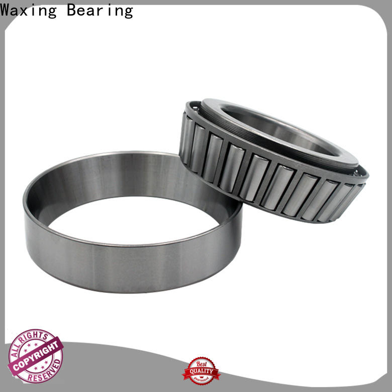 durable stainless steel tapered roller bearings axial load top manufacturer