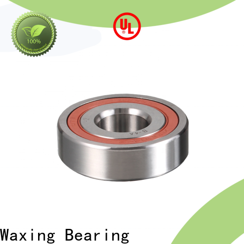 Waxing angular contact ball bearing catalogue professional for heavy loads