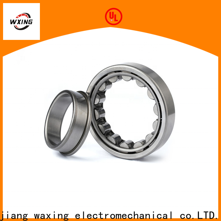 Waxing cylindrical roller thrust bearing cost-effective for high speeds