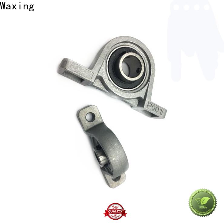 Waxing high speed pillow block bearings manufacturer lowest factory price