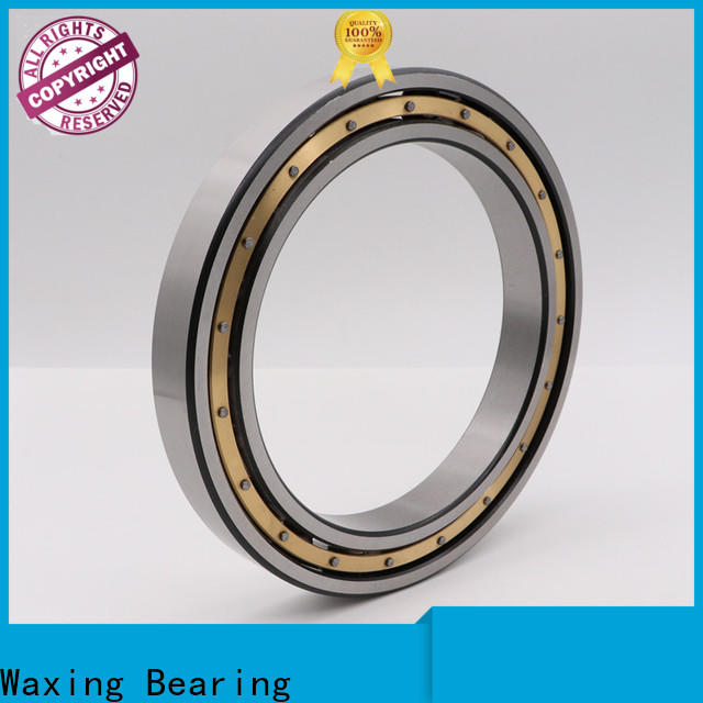 Waxing deep groove ball bearing price factory price wholesale
