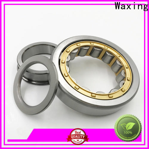 Waxing bearing roller cylindrical high-quality for high speeds