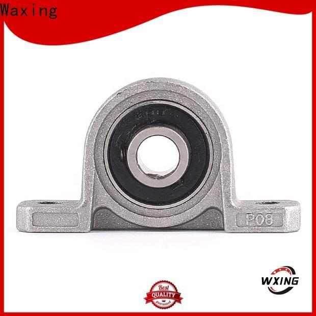 Waxing heavy duty pillow block bearings at sale