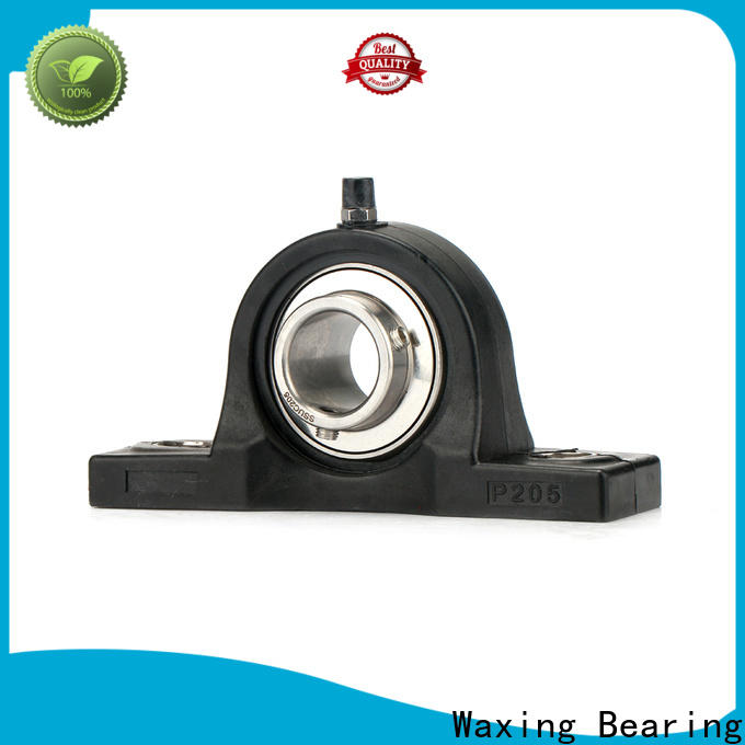 Waxing cost-effective pillow block bearing types fast speed at sale