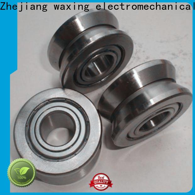 Waxing deep groove ball bearing catalogue factory price oem& odm