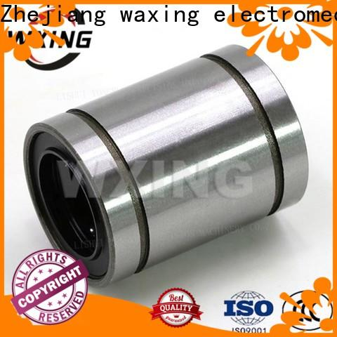 Waxing stainless steel linear bearings cheapest factory price for high-speed motion