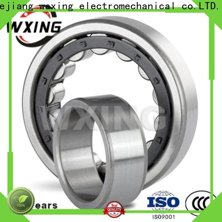Waxing bearing roller cylindrical cost-effective for high speeds