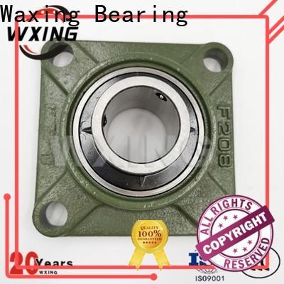 Waxing pillow block mounted bearing manufacturer at sale