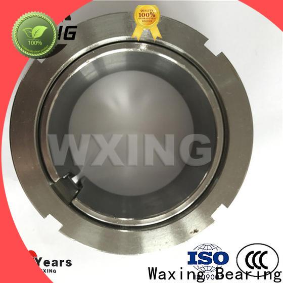 Waxing deep groove ball bearing price factory price oem& odm