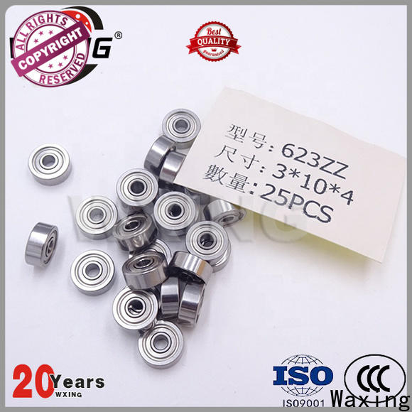Waxing deep groove ball bearing catalogue factory price for blowout preventers