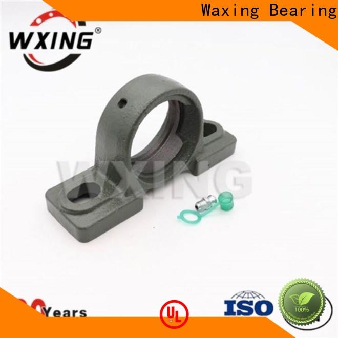 Waxing functional pillow block mounted bearing free delivery high precision