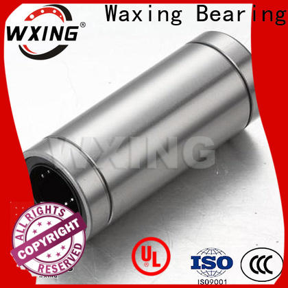 Waxing fast linear bearings cheapest factory price for high-speed motion