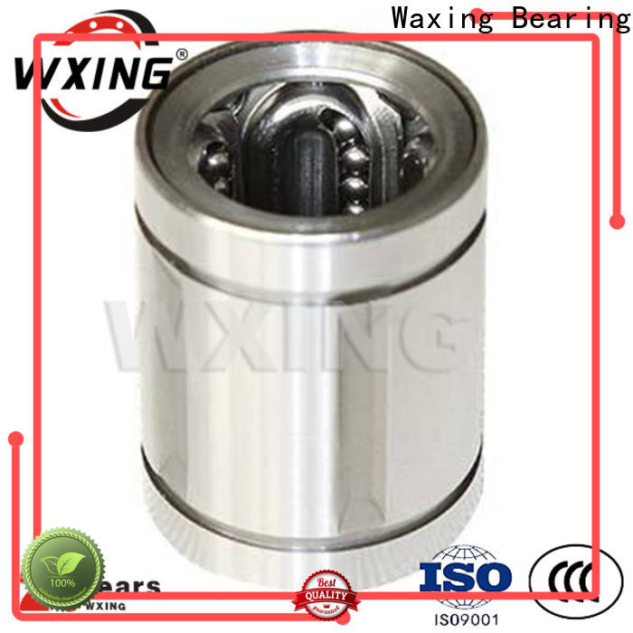 Waxing easy linear bearing types low-cost fast delivery