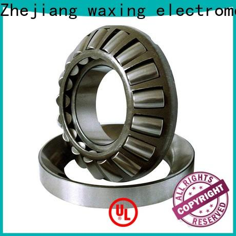 Waxing double-structured spherical thrust bearing high performance for customization
