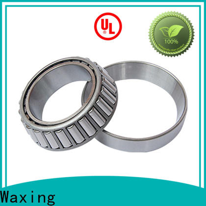 Waxing angular contact bearing assembly low friction wholesale