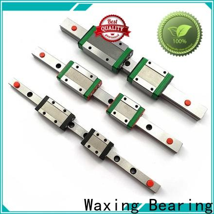 Waxing linear bearing price cheapest factory price for high-speed motion