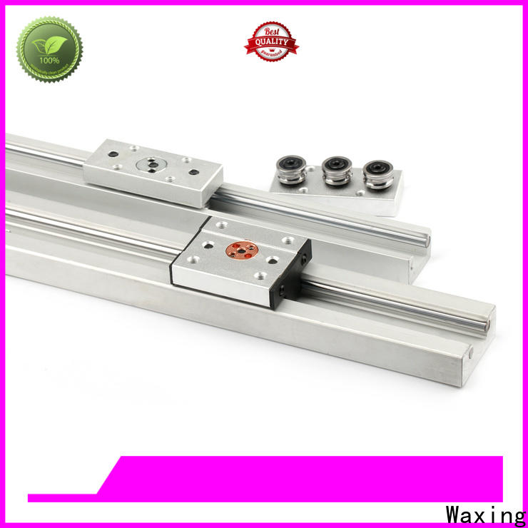 easy linear bearing types low-cost for high-speed motion