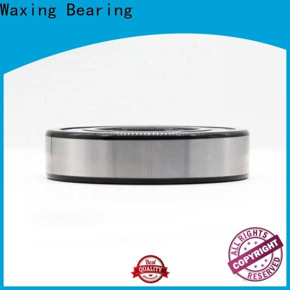 Waxing deep groove ball bearing suppliers factory price wholesale