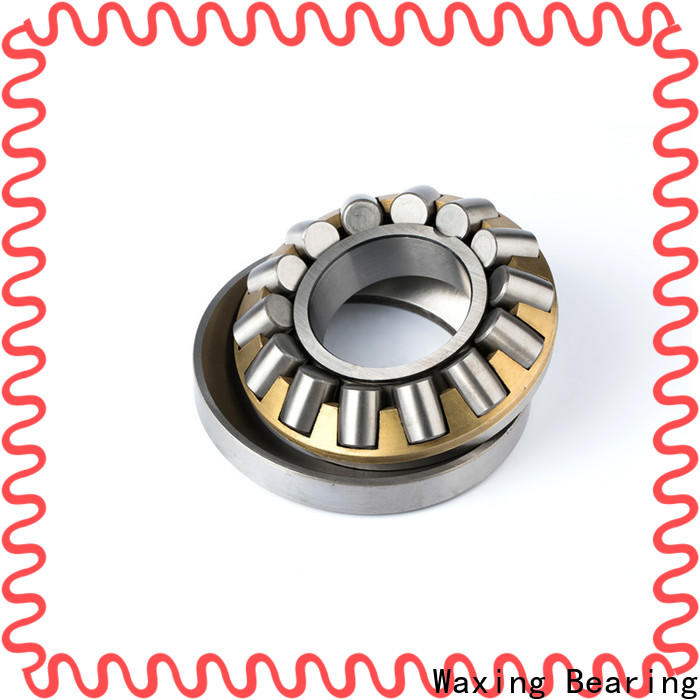 Waxing one-way thrust ball bearing suppliers factory price high precision
