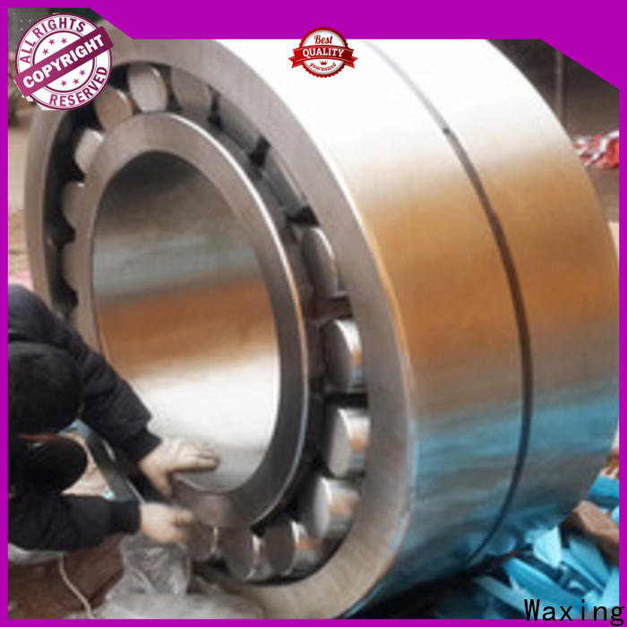 Waxing spherical roller bearing supplier industrial for impact load