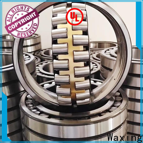 Waxing spherical roller bearing supplier for impact load