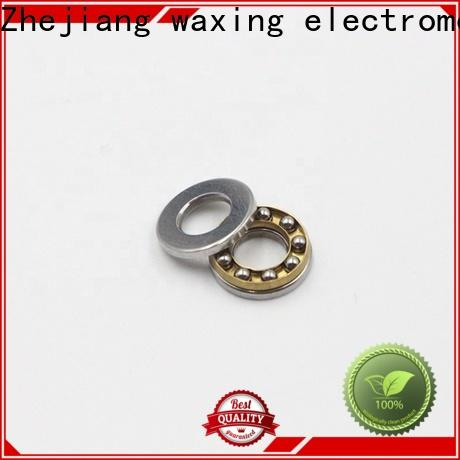 Waxing thrust ball bearing suppliers factory price for axial loads