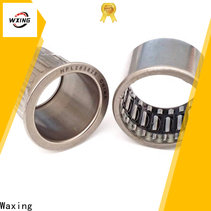 Waxing stainless steel ball bearings cost-effective for high speeds