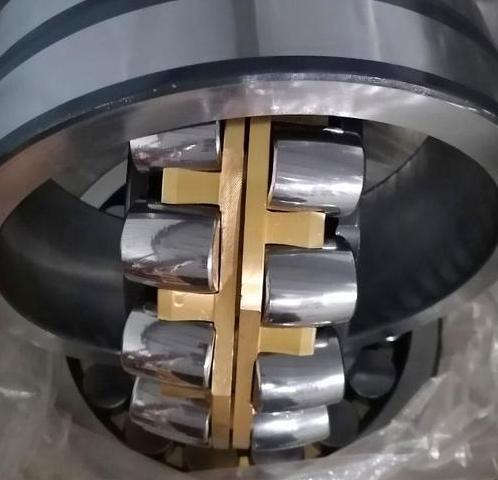 oil-bearing bearing