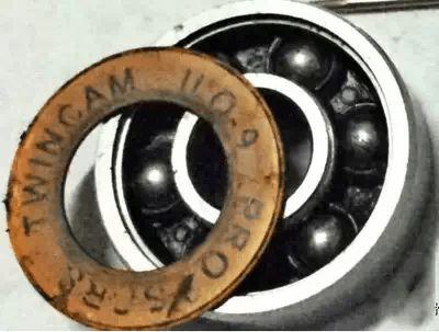 Why do bearings rust