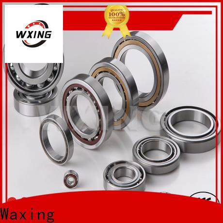 Waxing single row angular contact ball bearing company