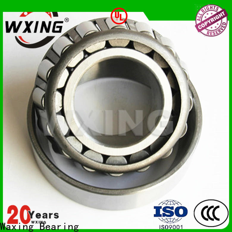 Waxing Latest tapered roller bearings for sale supplier