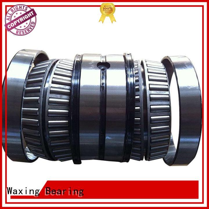 Waxing low-noise stainless steel tapered roller bearings axial load top manufacturer
