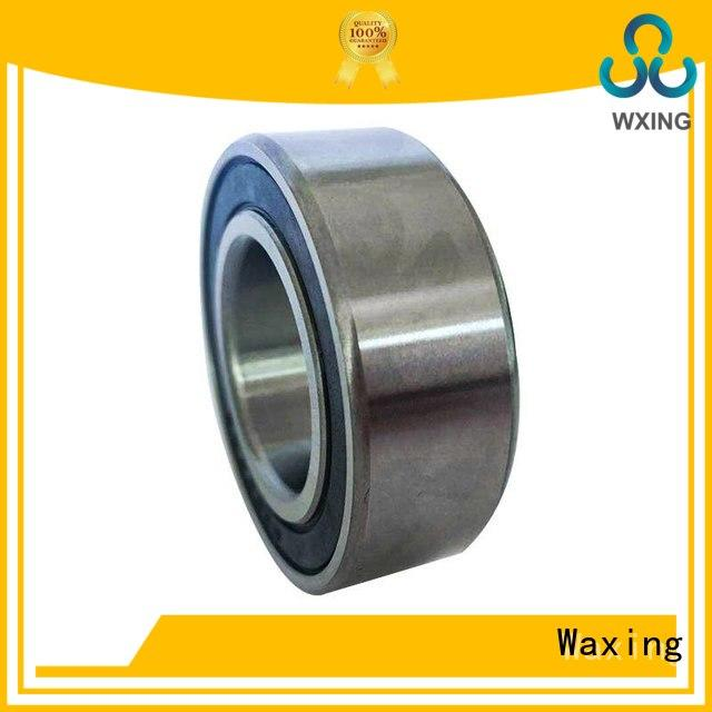 Waxing pre-heater fans angular contact ball bearing low-cost from best factory