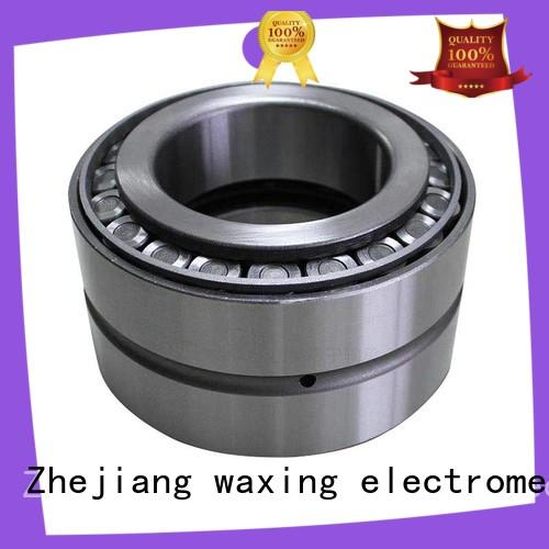 Waxing durable stainless steel tapered roller bearings axial load free delivery