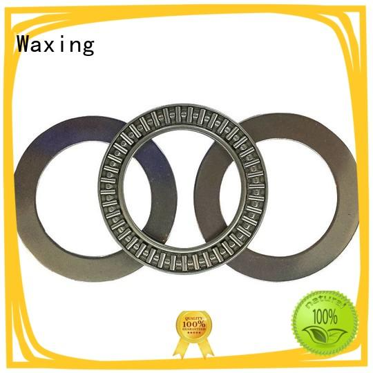 Waxing easy self-aligning thrust spherical plain bearings high performance for customization