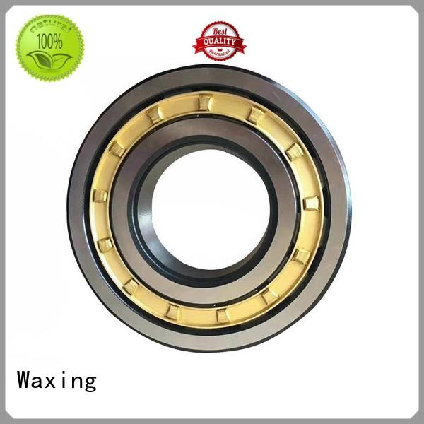 Waxing removable cylinder roller bearing cost-effective for high speeds