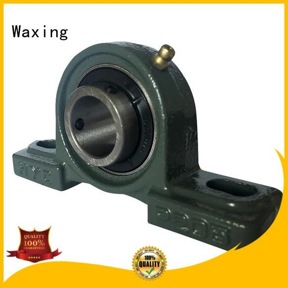Waxing functional pillow block bearing installation best quality lowest factory price
