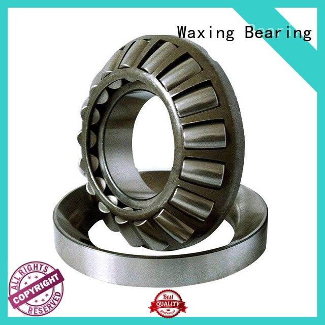 Waxing easy self-aligning thrust spherical plain bearings high quality for wholesale