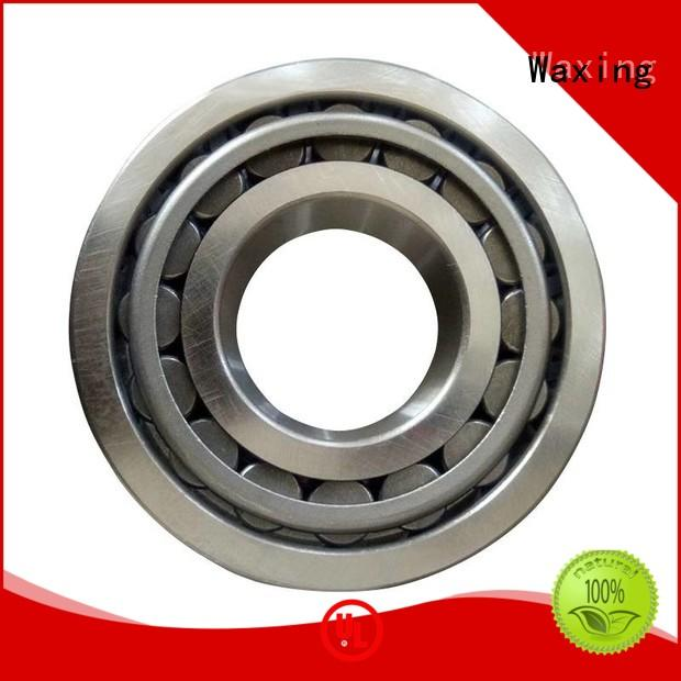 Waxing durable tapered roller bearing large carrying capacity at discount