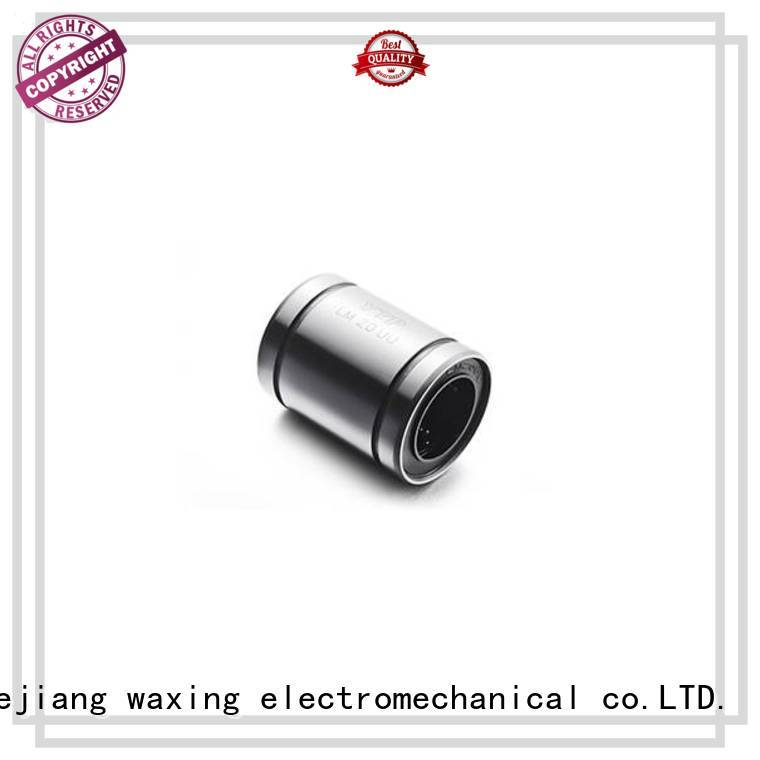 Waxing fast small linear bearings high-quality for high-speed motion